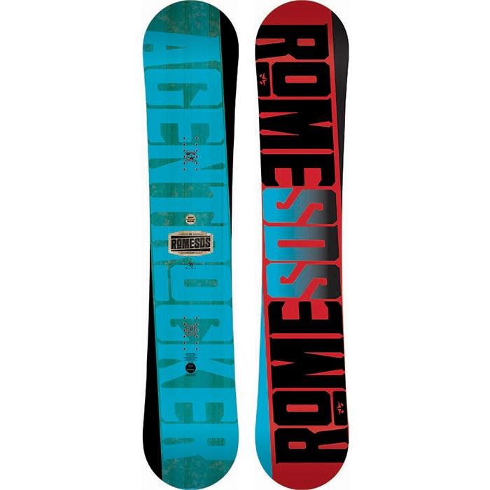 Rome - Agent Rocker Snowboard - Blem 2014