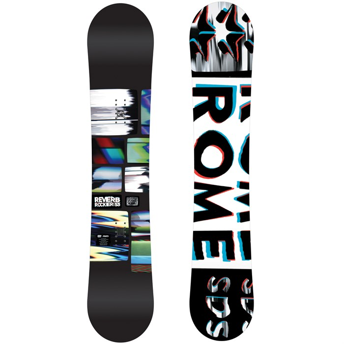 Rome - Reverb Rocker Snowboard - Blem 2014