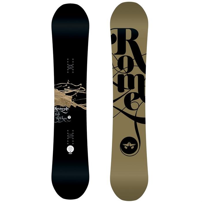 Rome - Lo-Fi Rocker Snowboard - Blem - Women's 2014