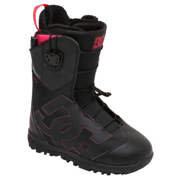 dc avour snowboard boots s 2014 evo outlet