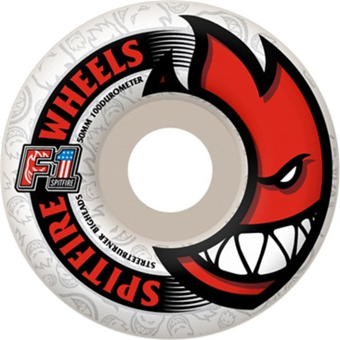 Spitfire - F1 Bighead Skateboard Wheels