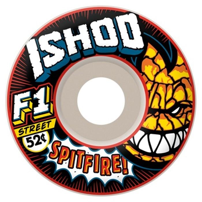 Spitfire - Ishod Wair F1 Clobberin Time Skateboard Wheels