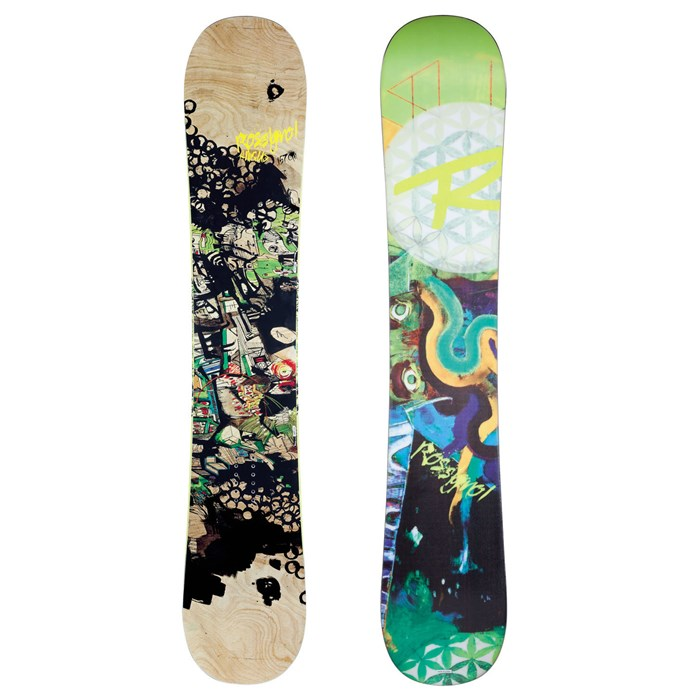 Rossignol - Angus Amptek Snowboard 2014