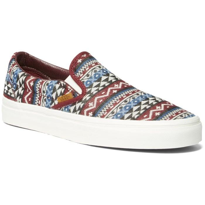 Vans Classic Slip-On Shoes - Women's   evo