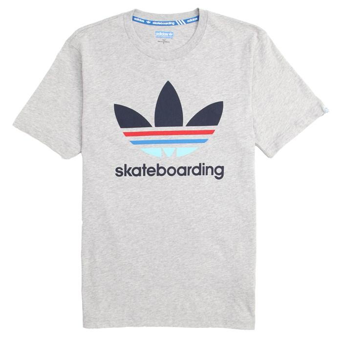 Adidas - Skate Logo Fill T-Shirt