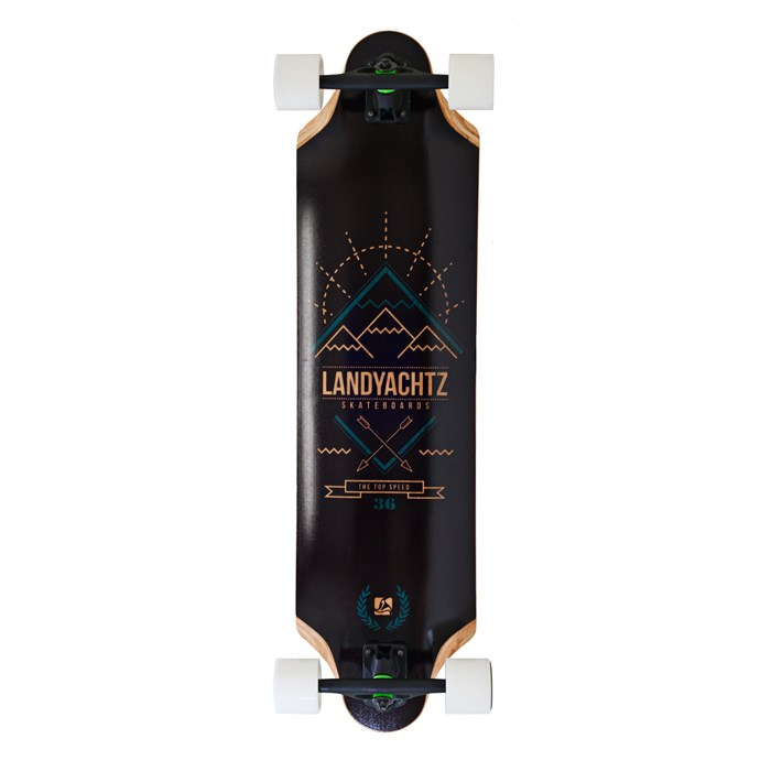 Landyachtz - Top Speed Longboard Complete
