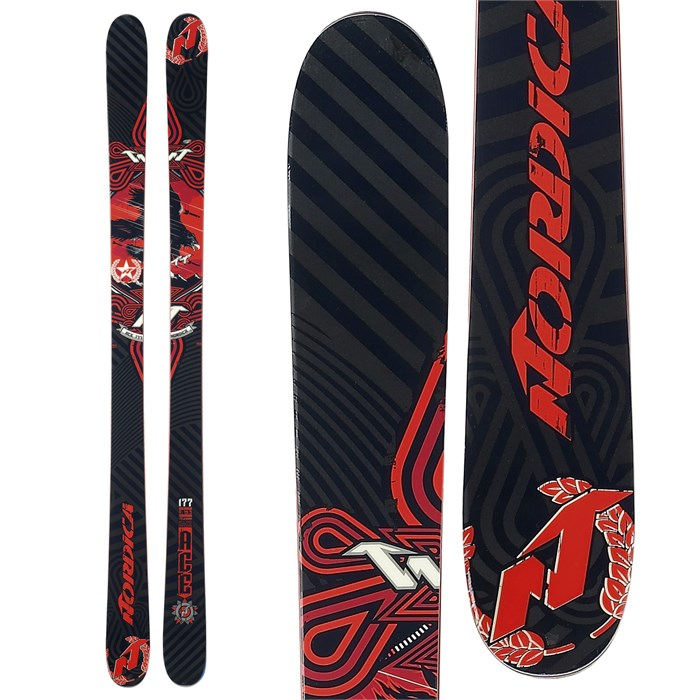 Nordica - Ace Skis 2014