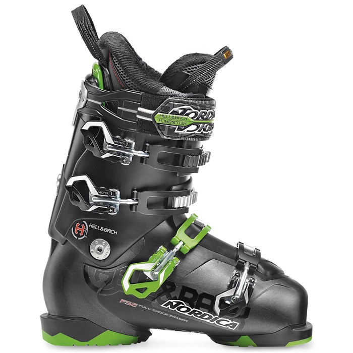 Nordica - Hell & Back H2 Ski Boots 2014