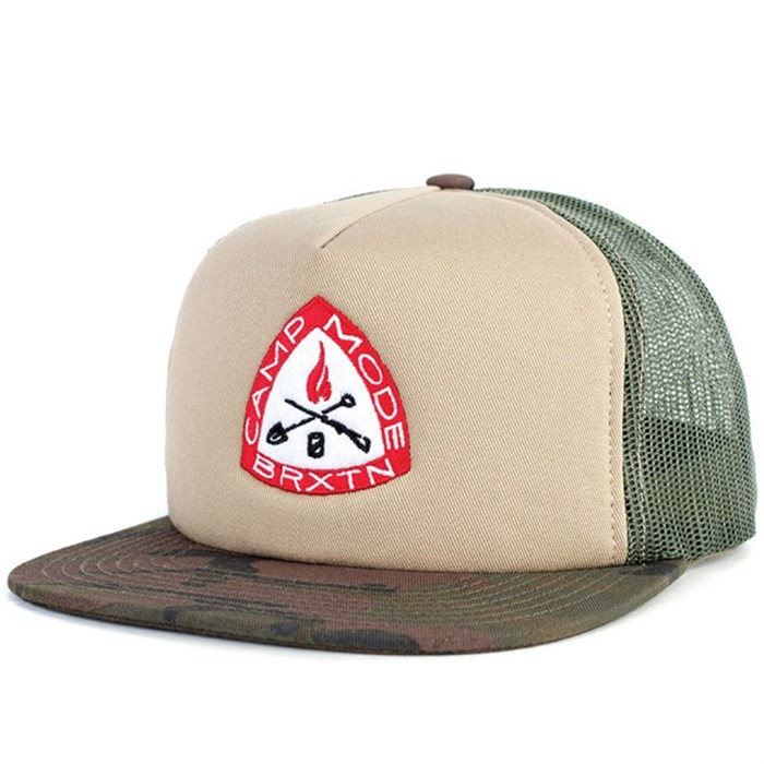 Brixton - Camp Mode Mesh Hat