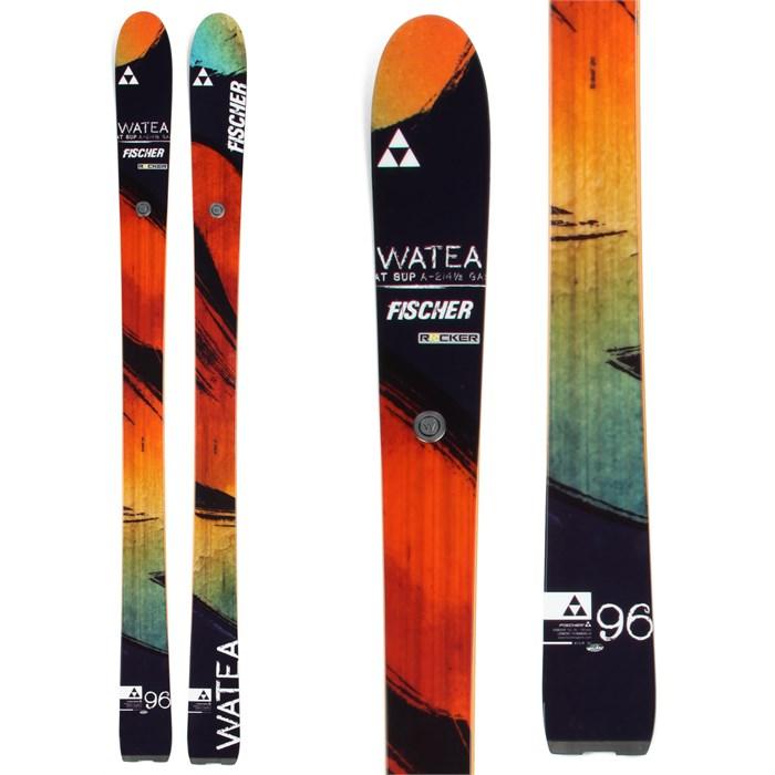 Fischer - Watea 96 Skis 2014