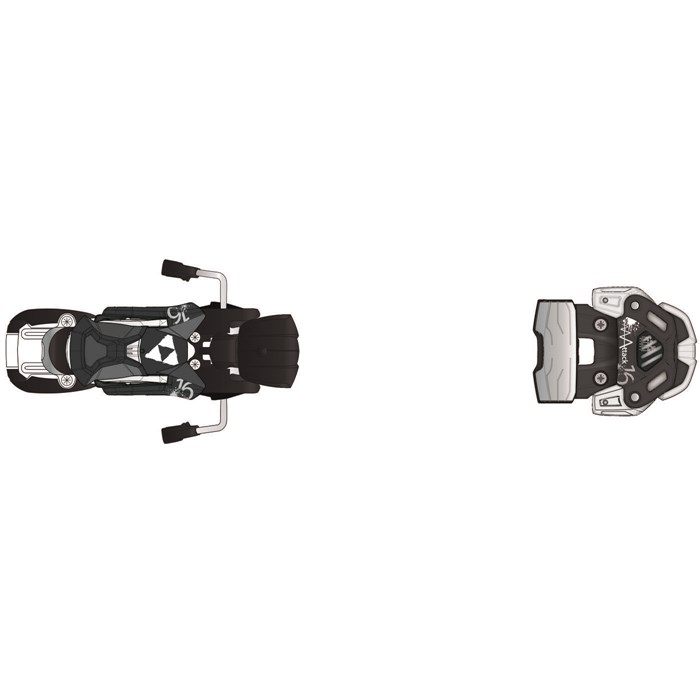 Fischer - Attack 16 Ski Bindings 2014