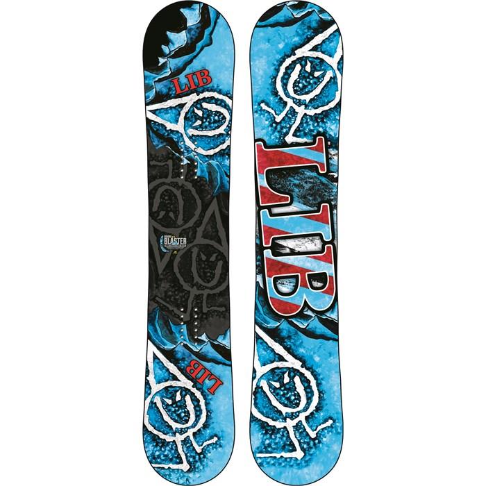 Lib Tech - Banana Blaster BTX Snowboard - Boys' 2016