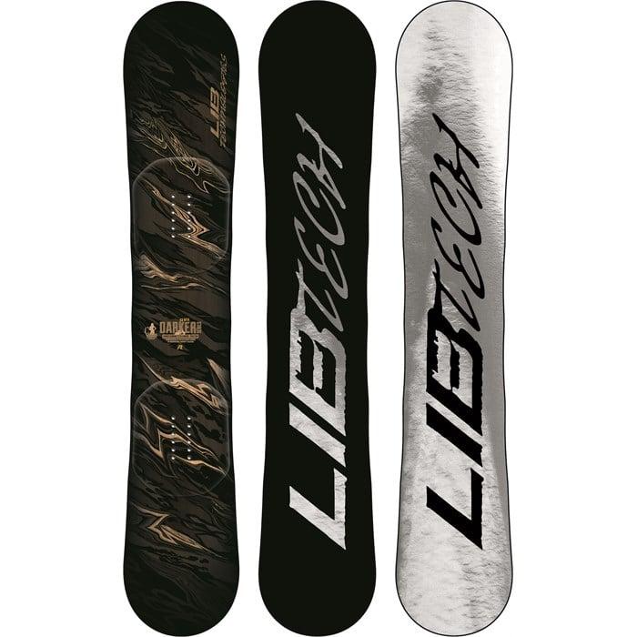 Lib Tech - Darker Series C3BTX Snowboard 2015