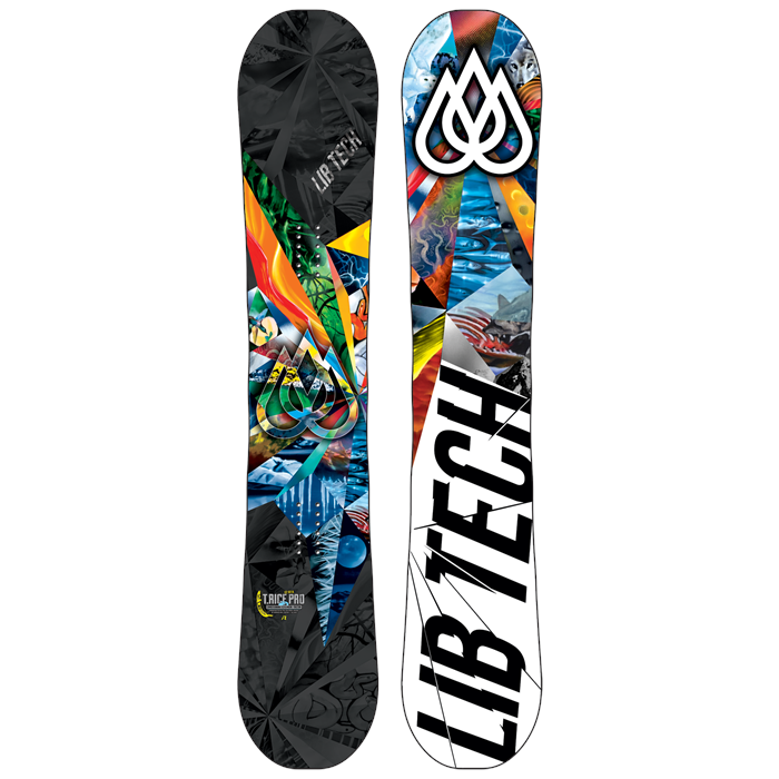 Lib Tech - T.Rice C2BTX Snowboard 2015