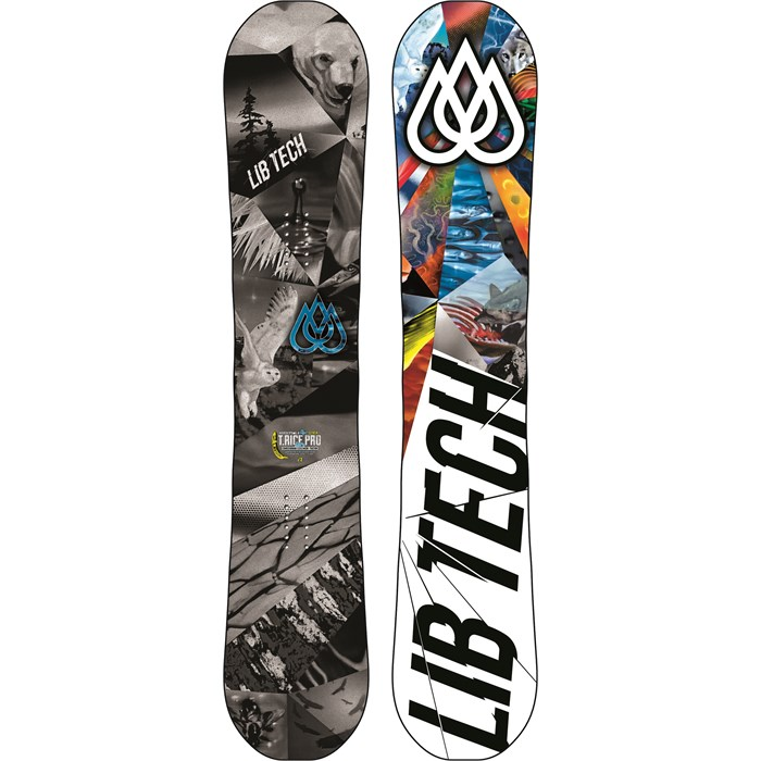 Lib Tech - T.Rice C2BTX HP Snowboard 2015