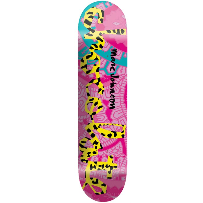 Chocolate - M. Johnson Hype Chunk 8.125 Skateboard Deck