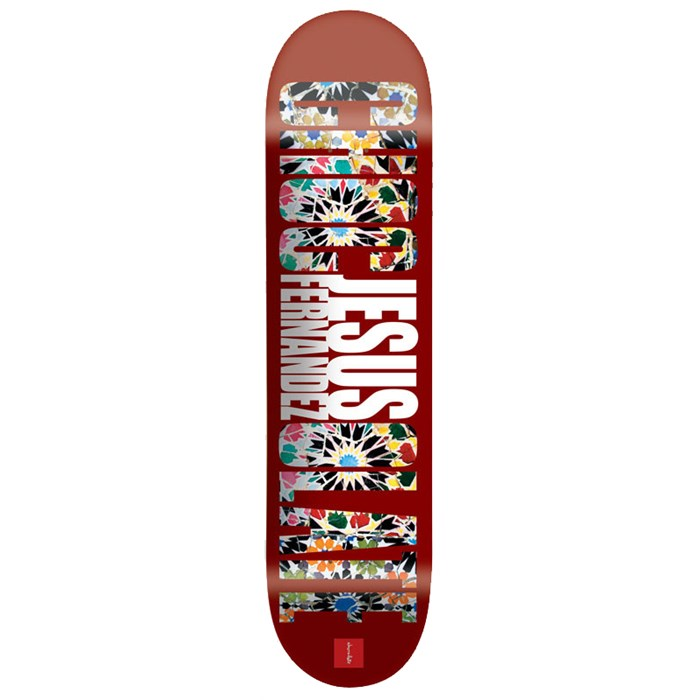 Chocolate - Chocolate Fernandez Big Chocolate 7.75 Skateboard Deck