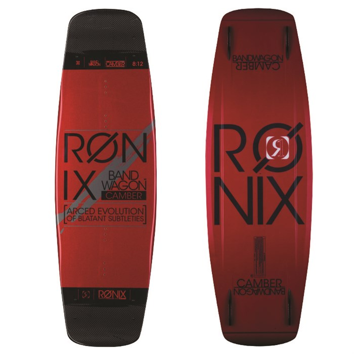 Ronix - LTD Bandwagon ATR Wakeboard 2014