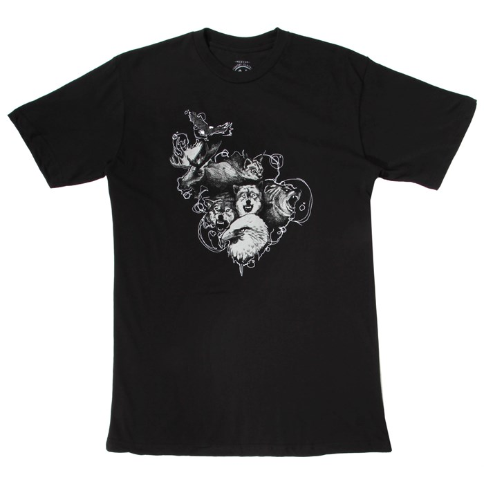 The Foundry Clothing - Animals T-Shirt