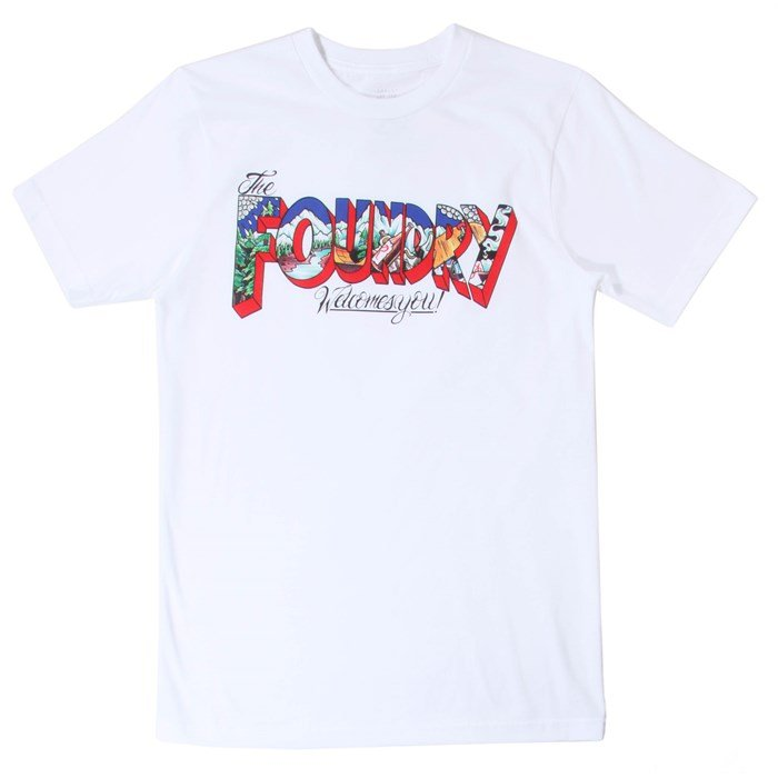 The Foundry Clothing - Vaca T-Shirt