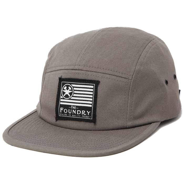 The Foundry Clothing - Dealer Flag Camp Hat