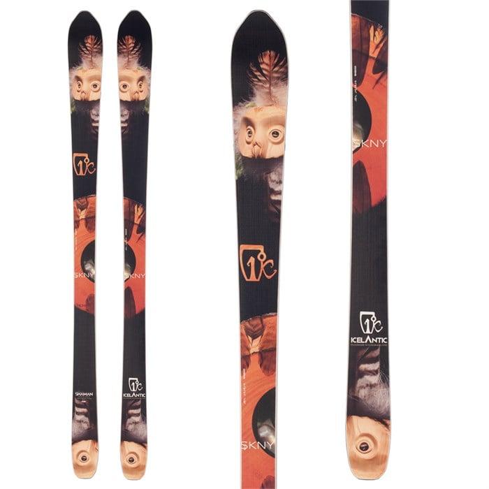 08889f2446 Icelantic Shaman SKNY Skis 2014