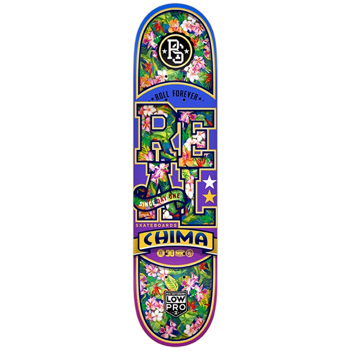 Real - Ferguson Spring Break Low Pro 8.43 2 Skateboard Deck