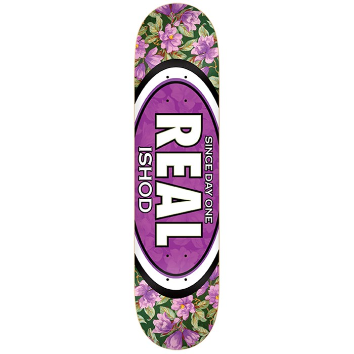 Real - Wair Flower Oval 8.3 Skateboard Deck