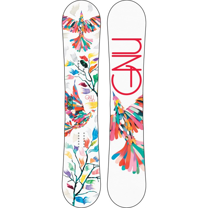GNU - B-Nice BTX Flight Snowboard - Women's 2015