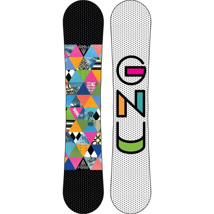 GNU - B-Nice BTX Pattern Snowboard - Women's 2015