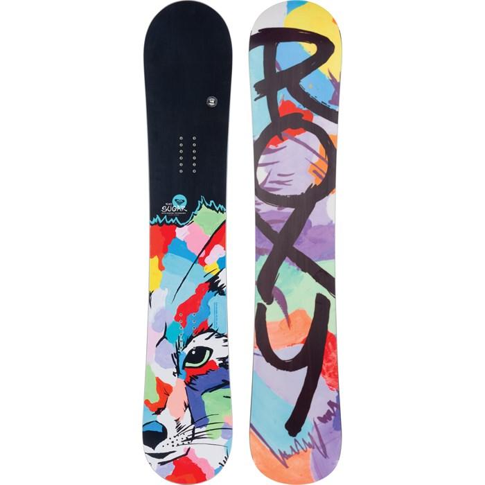 Roxy - Sugar Banana Fox Snowboard - Women's 2015