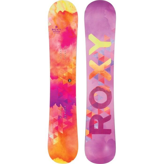 Roxy - Sugar Banana Watercolor Snowboard - Women's 2015