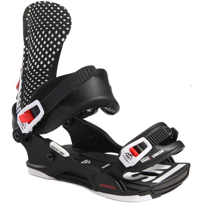 Union - Vans Snowboard Bindings 2014