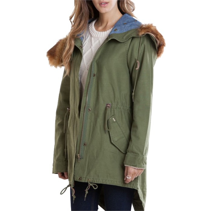 Obey Clothing - Verlaine Parka - Women's