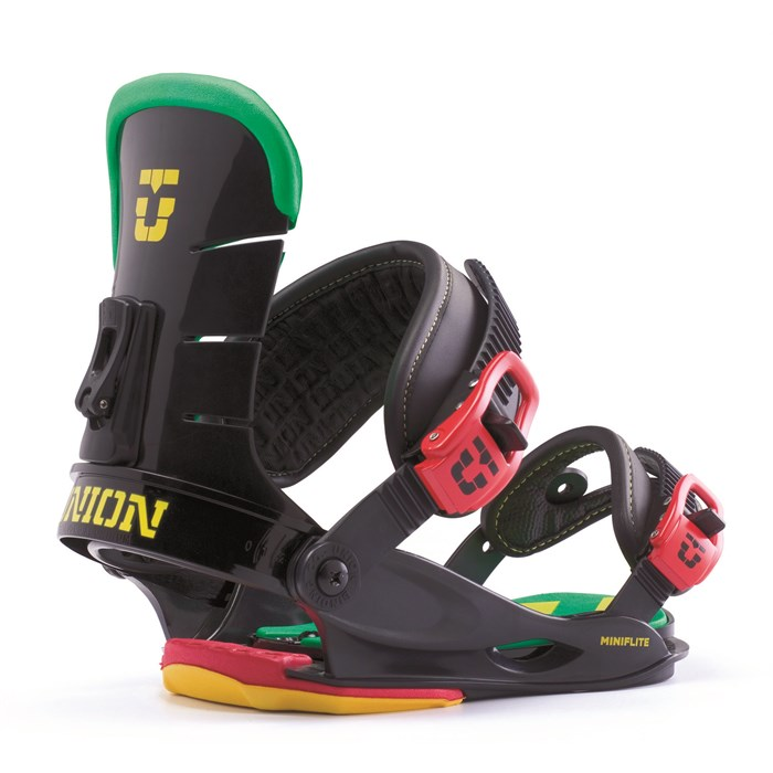 Union - Mini Flite Snowboard Bindings - Sample - Kid's 2014