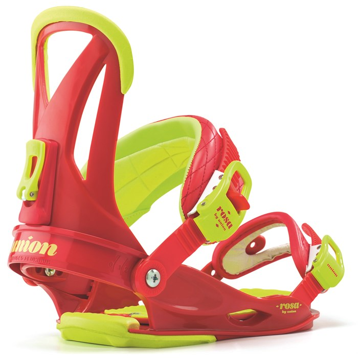 Union - Rosa Snowboard Bindings - Sample - Women's 2014