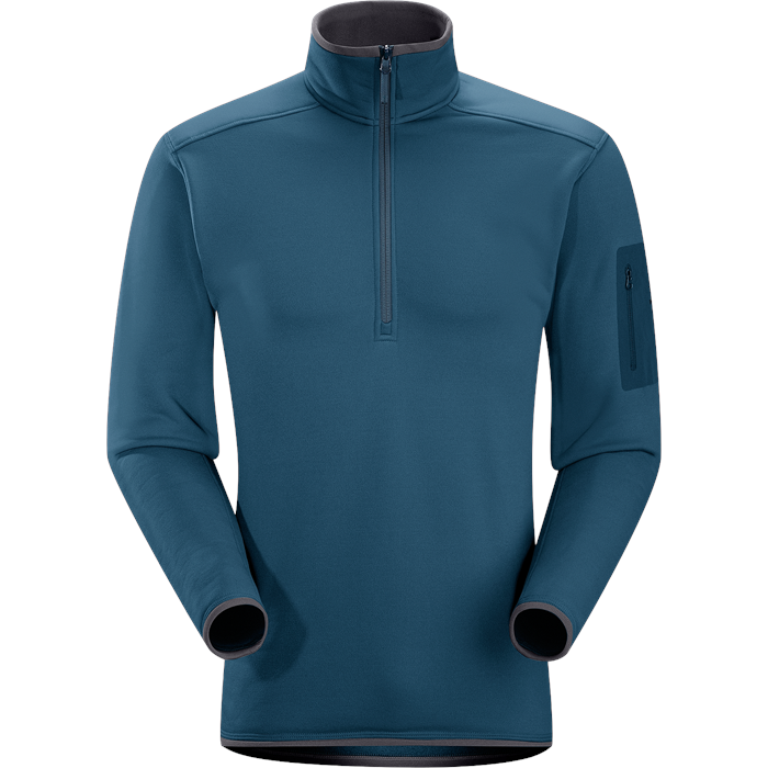 Arc'teryx - Lorum Zip Neck Midlayer Top