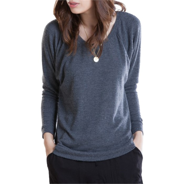 Obey Clothing - Eastholme Raglan Top - Women's