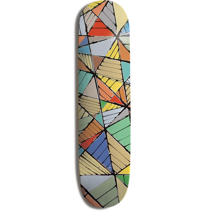 Element - Push Triptic Skateboard Deck