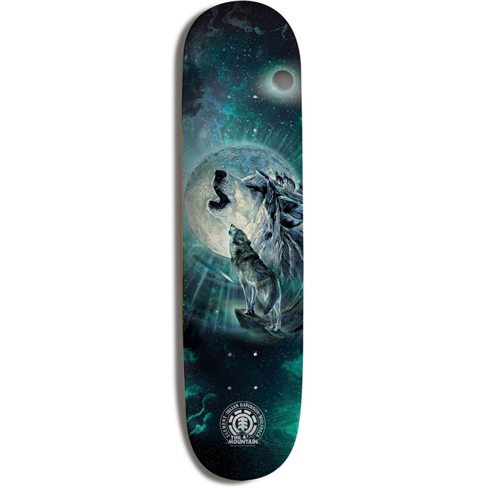 Element - Julian Wolf Song Skateboard Deck