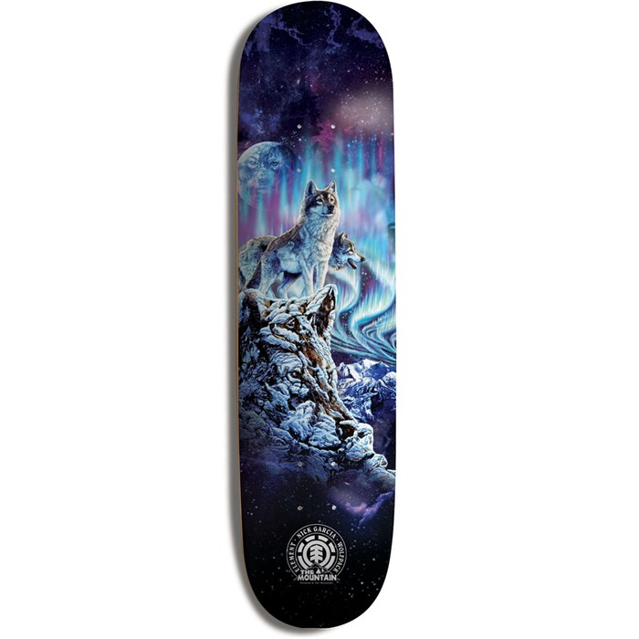 Element - Garcia Alpha Aura Skateboard Deck