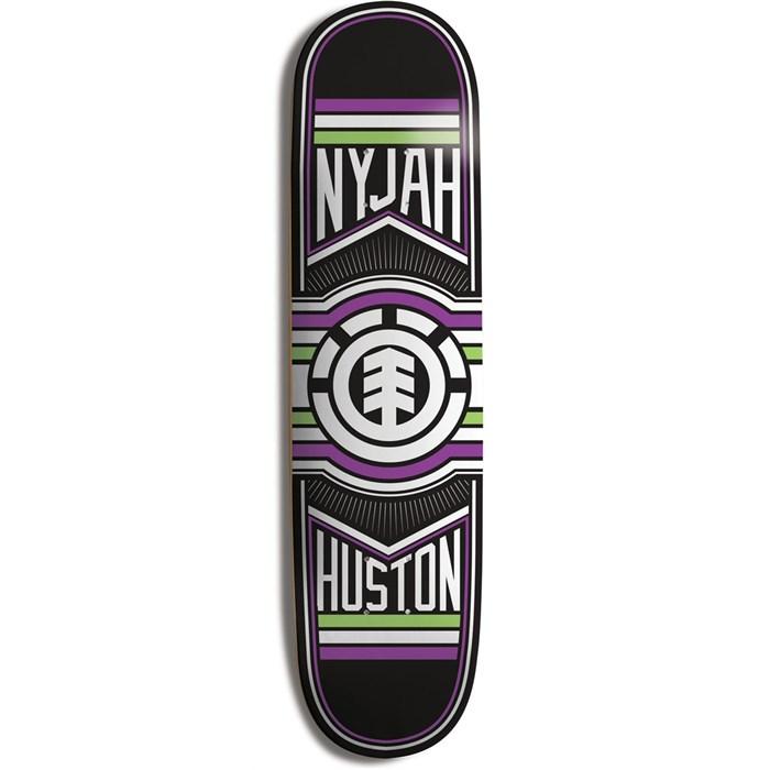 Element - Nyjah Ride Skateboard Deck