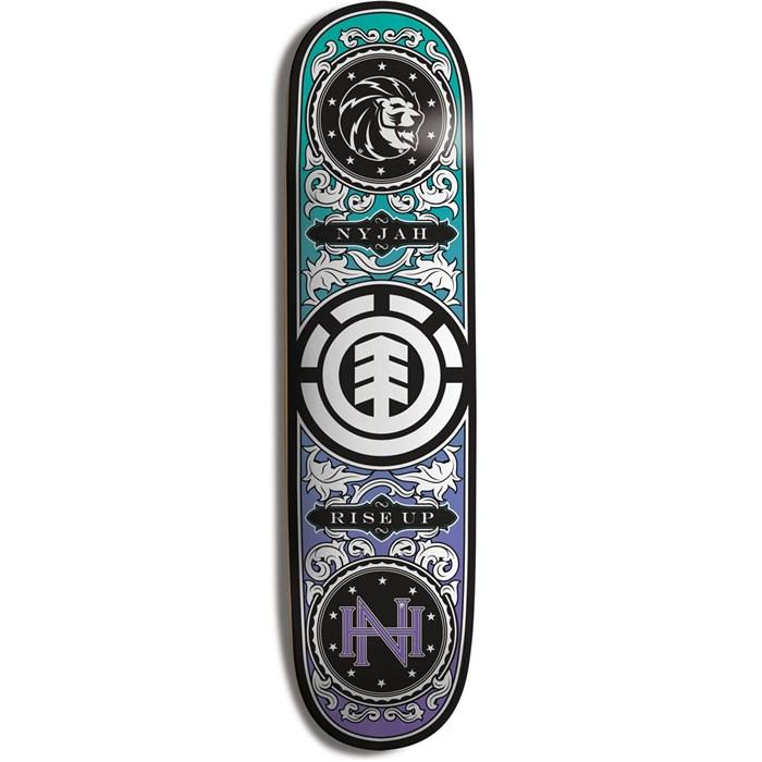 Element - Nyjah Shuffle Skateboard Deck