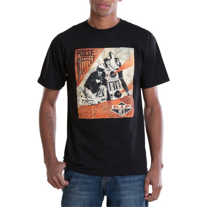 Obey Clothing - RIP MCA T-Shirt