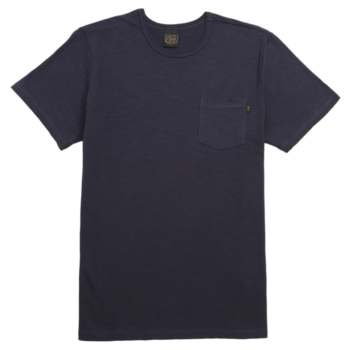 Obey Clothing - Slub Pocket T-Shirt