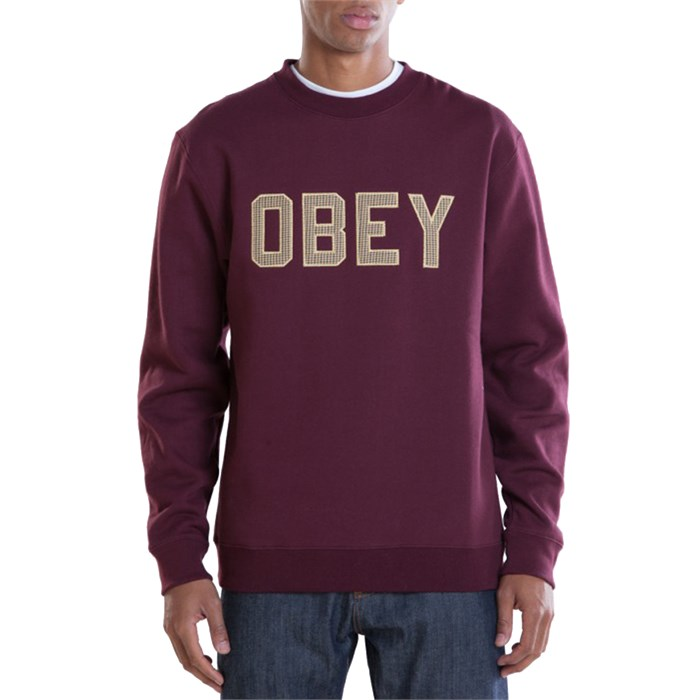 Obey Clothing - Belton Crew Sweatshirt