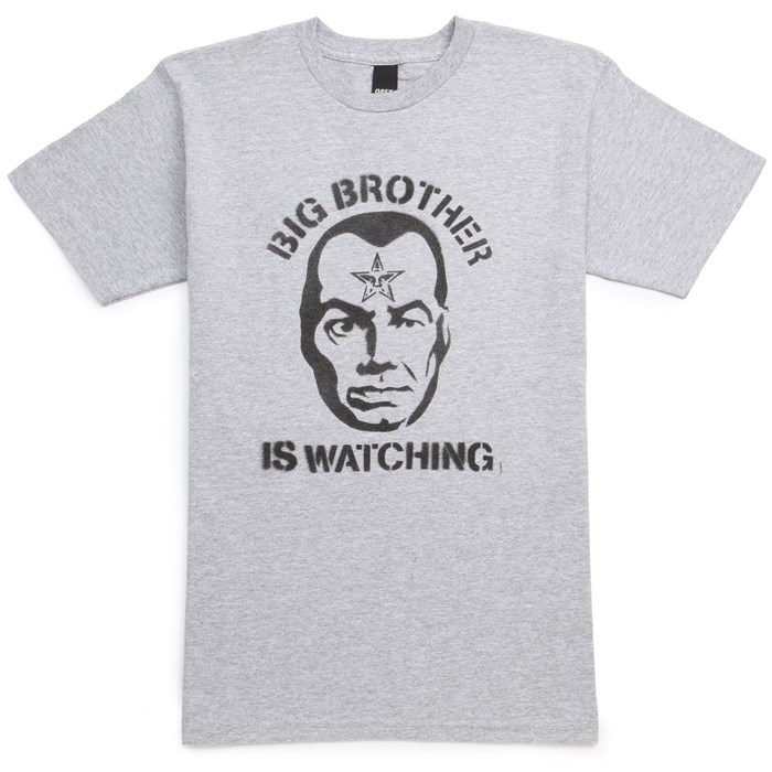 Obey Clothing - Obey Clothing Big Brother Is Watching T-Shirt