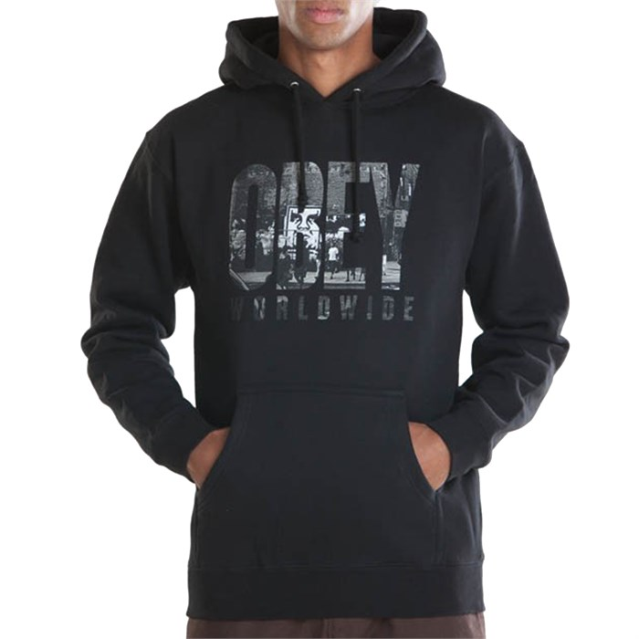 Obey Clothing - OG NY Obey Hoodie