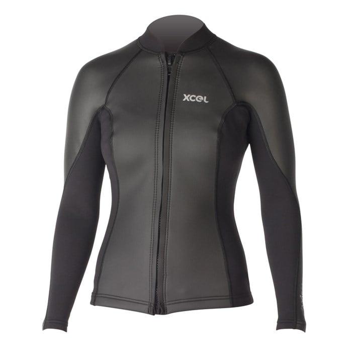 XCEL - Axis Smoothskin Front Zip 2/1 Wetsuit Top - Women's