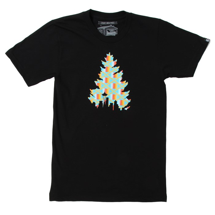 Casual Industrees - J Tree Kente T-Shirt